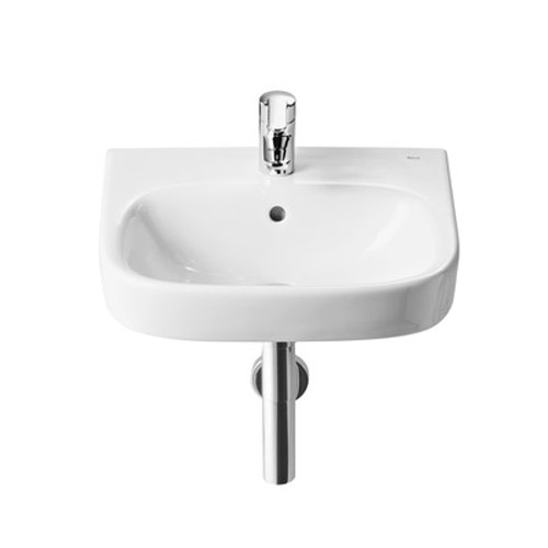 Roca Debba Wall-Hung 1TH Basin - Various Sizes Large Image