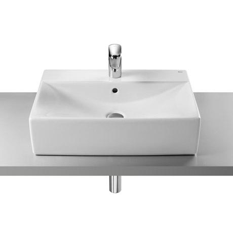 Roca Diverta 600 x 440mm Over countertop 1TH Basin - 32711G000