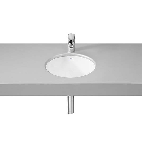 Roca Foro 410mm Under countertop Basin 0TH - 327884000 profile large image view 1