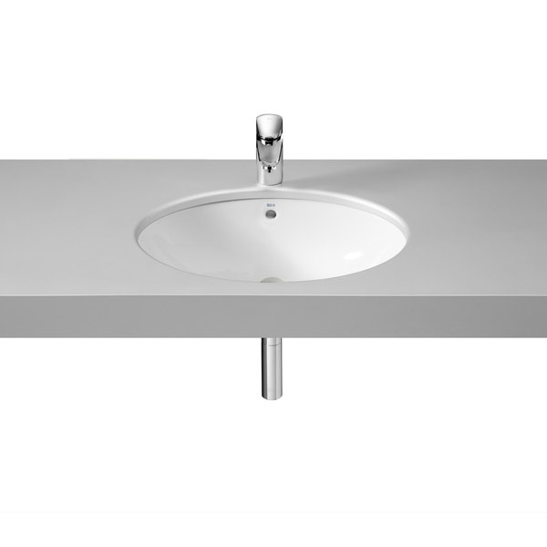 Roca Grand Berna 620 x 390mm Under countertop 0TH Basin - 327899000 Large Image