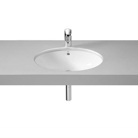 Roca Grand Berna 620 x 390mm Under countertop 0TH Basin - 327899000