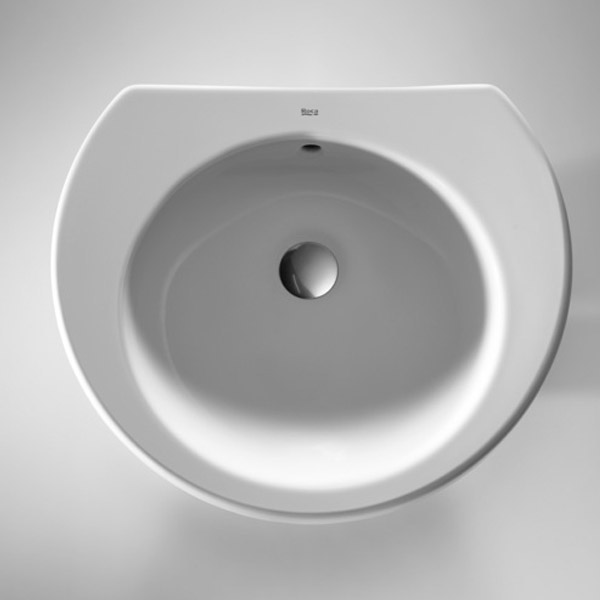 Roca Happening 520 x 445mm In countertop Basin - 327565000 profile large image view 2