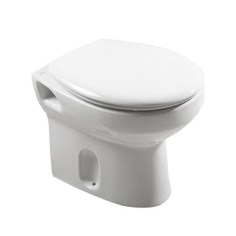 Roca Laura Back To Wall Pan with Soft-Close Seat