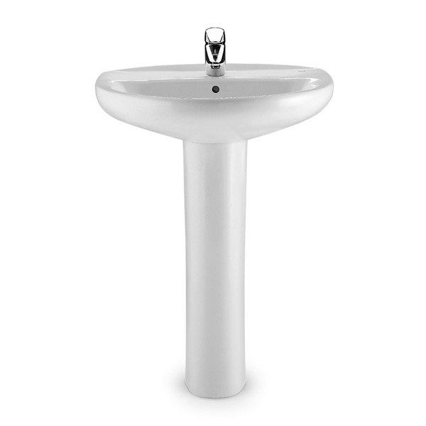 Roca Laura Full Pedestal Only - 331300004 Profile Large Image