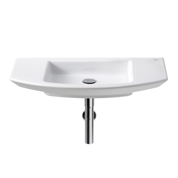Roca Mohave Wall-hung Basin with Integrated shelf profile large image view 1