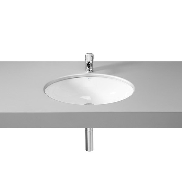 Roca Neo Selene 510 x 395mm In countertop or under countertop Basin 0TH - 322307000 Profile Large Image