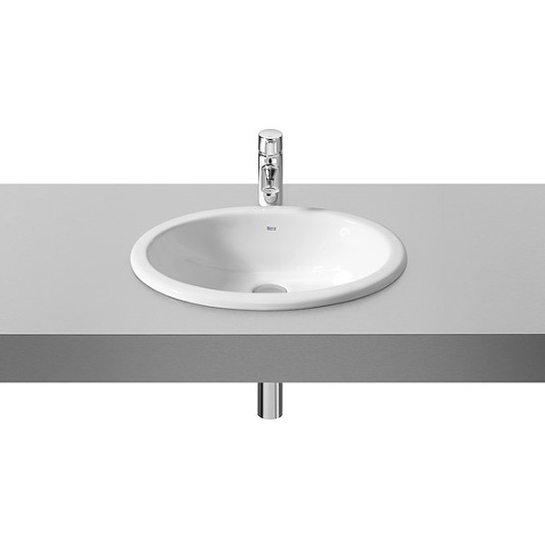 Roca Neo Selene 510 x 395mm In countertop or under countertop Basin 0TH - 322307000 Large Image