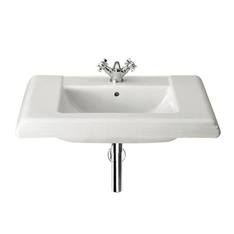 Roca New Classical Wall-hung or Vanity 1TH Basin