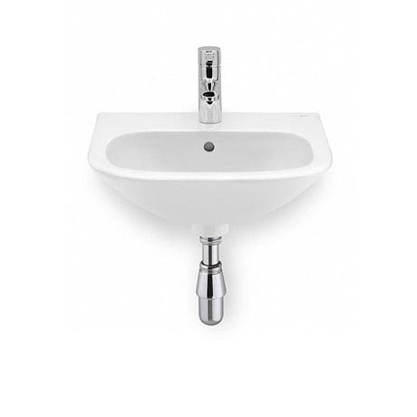 Roca Nexo 450 x 360mm Wall-hung 1TH Cloakroom Basin - 327643000