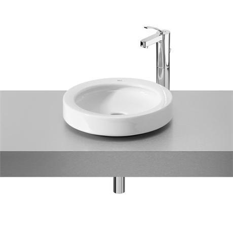 Roca - Orbita 420mm Countertop basin - 327222000
