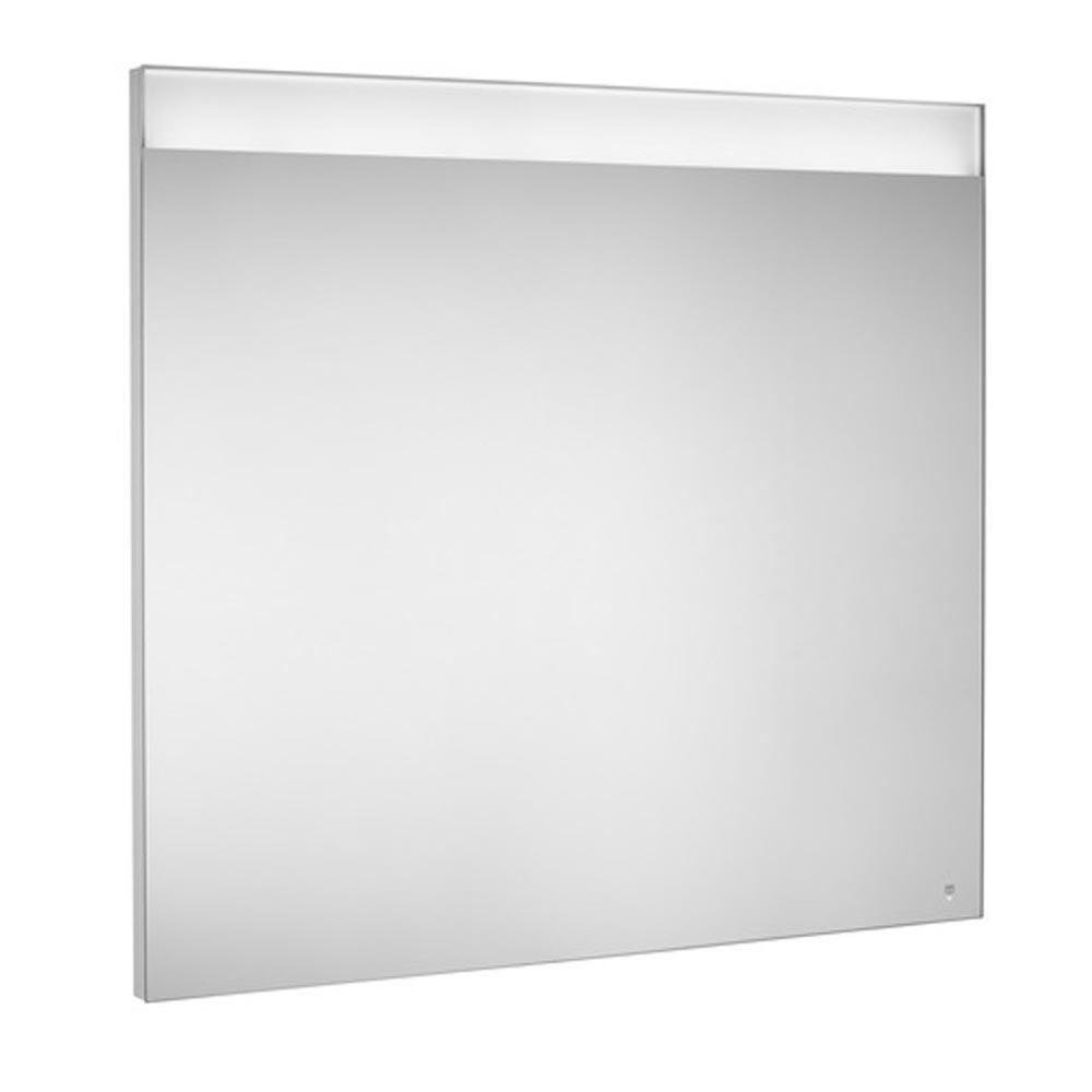 Roca Prisma CONFORT Mirror 900 x 800 with LED Lighting & Demister - 812265000 profile large image view 1