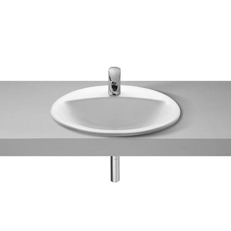 Roca Rodeo 520 x 410mm In countertop 1TH Basin - 327866000
