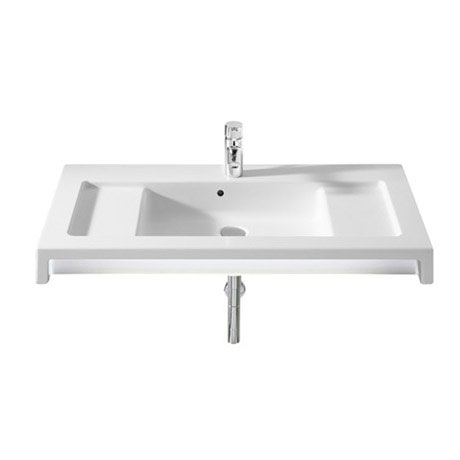 Roca Stratum Wall-hung or vanity 1TH Basin