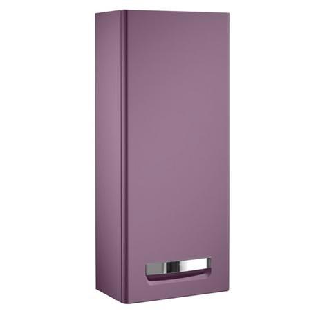 Roca - The Gap Wall Hung Column Unit W344 x D200mm - Matt Grape