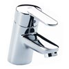 Roca Victoria V2 Smooth Body Basin Mixer - 5A3209C0R Medium Image