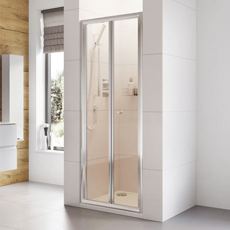 Roman Haven 1900mm Bi-Fold Door Shower Enclosure