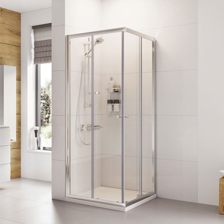 Roman Haven 1900mm Corner Entry Shower Enclosure