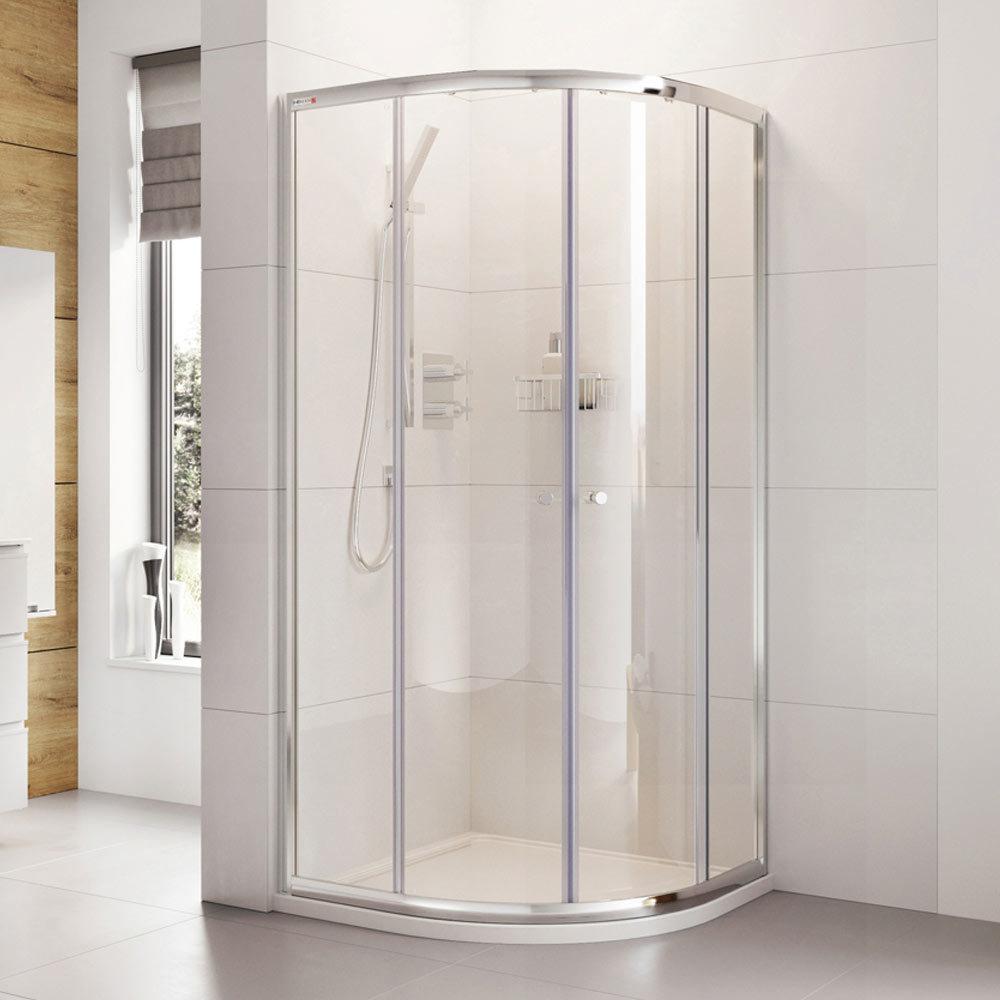Roman Haven 1900mm Two Door Quadrant Shower Enclosure