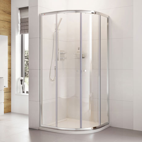 Roman Haven 1900mm Two Door Quadrant Shower Enclosure
