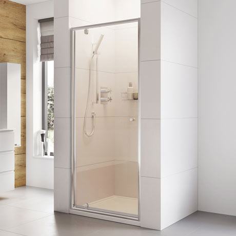 Roman Haven 1900mm Pivot Door Shower Enclosure