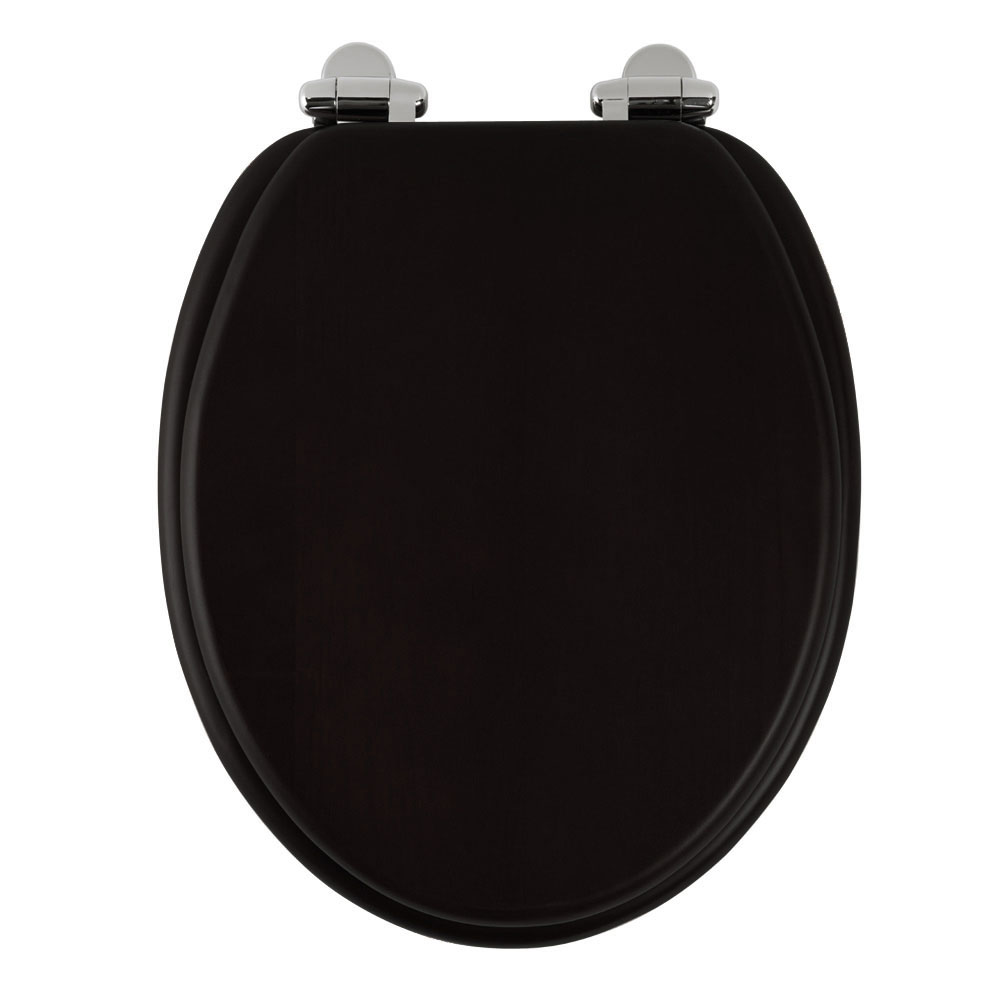 Roper Rhodes Traditional Wooden Soft Close Toilet Seat Now Online