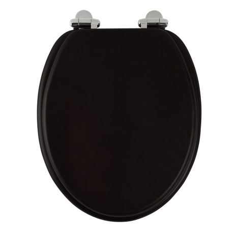Roper Rhodes Traditional Wooden Soft Close Toilet Seat - Various Colour Options