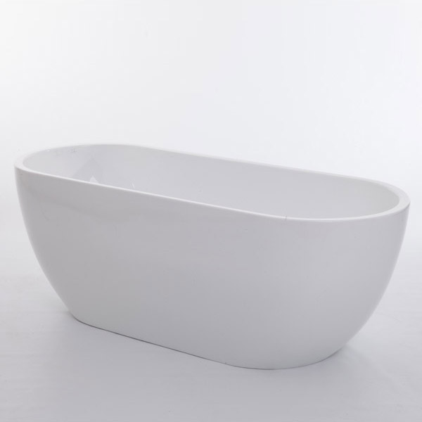 Royce Morgan Onyx Luxury Freestanding Bath profile large image view 2