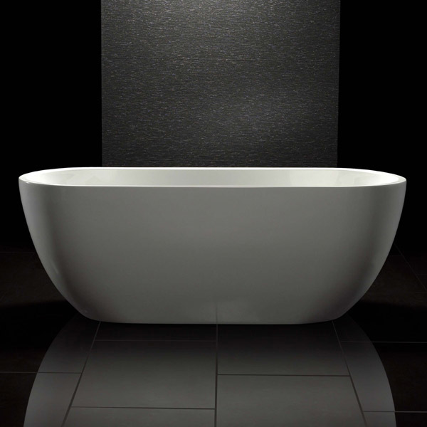 Royce Morgan Onyx Luxury Freestanding Bath profile large image view 1
