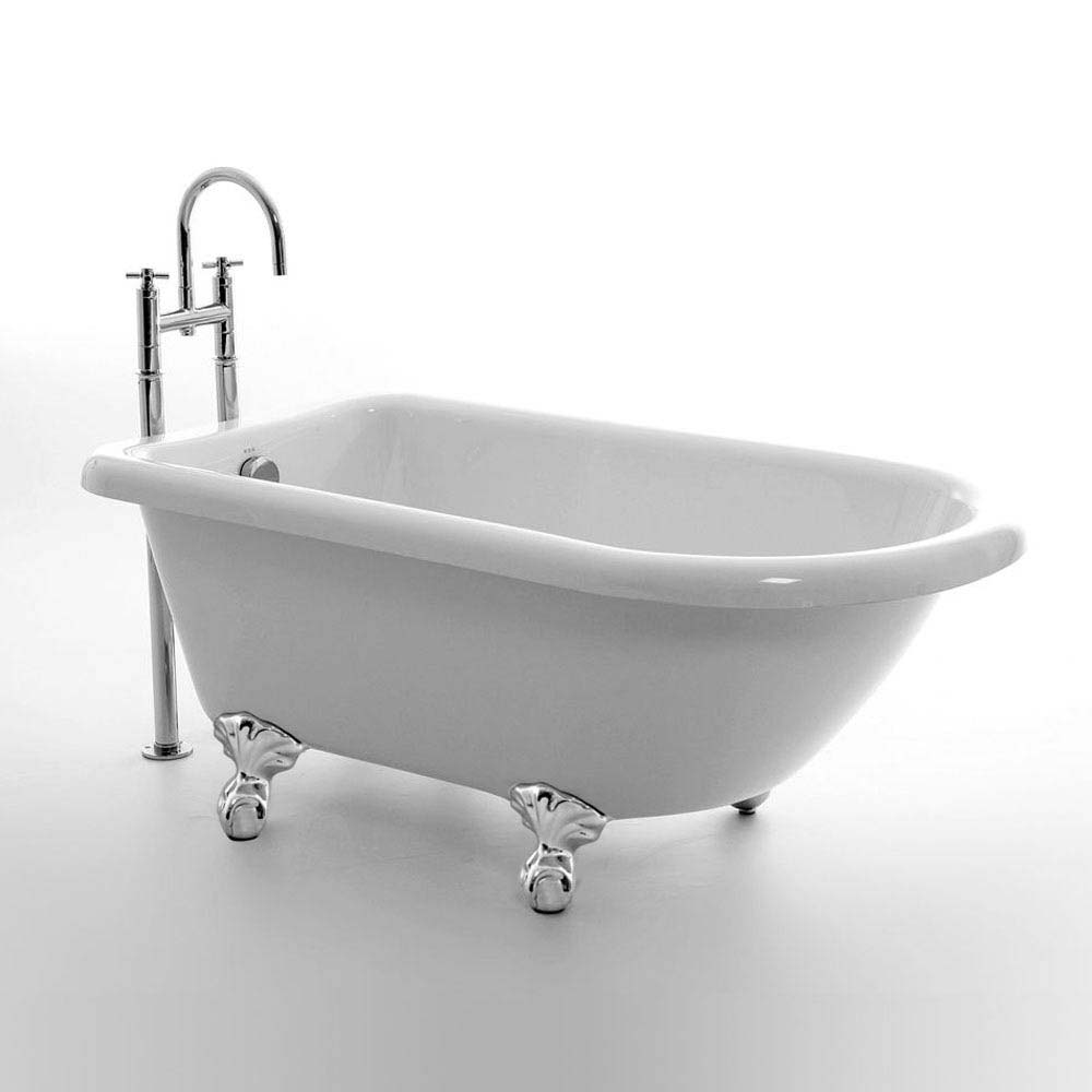 Royce Morgan Orlando 1380 Luxury Freestanding Bath with Waste Large Image