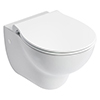 Ideal Standard Contour 21+ 375mm Wall Hung Pan (excluding Seat) - S0443HY profile small image view 1