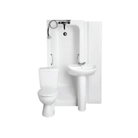 Armitage Shanks - Sandringham21 1TH Bathroom To Go Pack - S050001