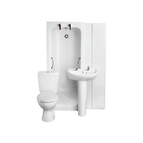 Armitage Shanks - Sandringham21 2TH Bathroom To Go Pack - S050101 Large Image