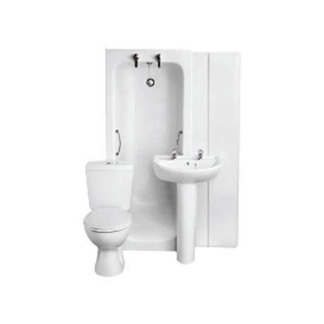 Armitage Shanks - Sandringham21 2TH Bathroom To Go Pack - S050101