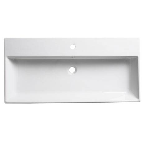 Roper Rhodes Statement 1000mm Wall Mounted or Countertop Basin - S100SB