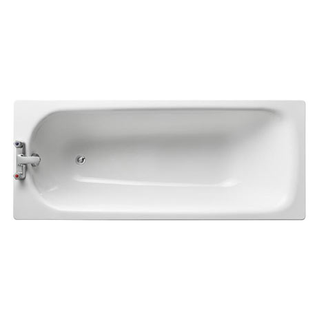 Armitage Shanks Sandringham 21 1700 x 700mm 2TH Steel Bath - S183601