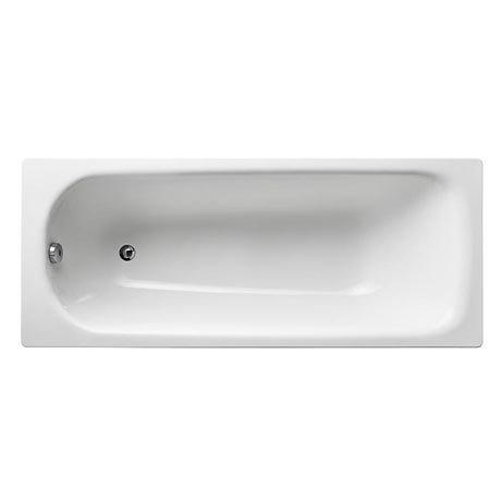Armitage Shanks Sandringham 21 1700 x 700mm 0TH Steel Bath - S183701