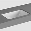 Vitra - S20 Under Counter Square Basin - 3 Size Options profile small image view 1