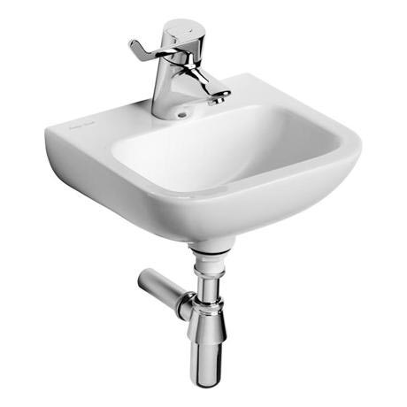 Armitage Shanks - Contour21 37cm Handrinse Washbasin - 3 x Tap Hole Options