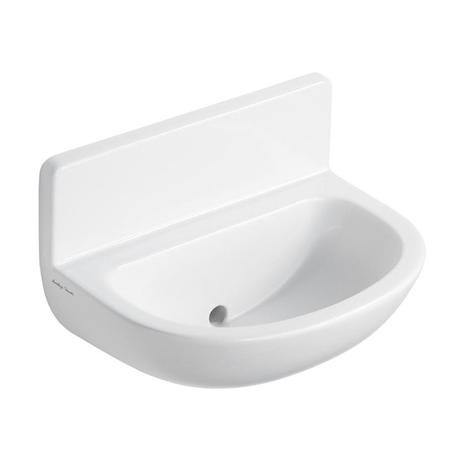 Armitage Shanks - Contour21 50cm Upstand Basin with Back Outlet - S214401