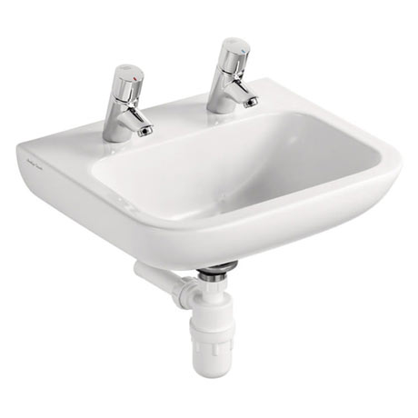 Armitage Shanks Portman 21 2TH Washbasin (No Overflow)