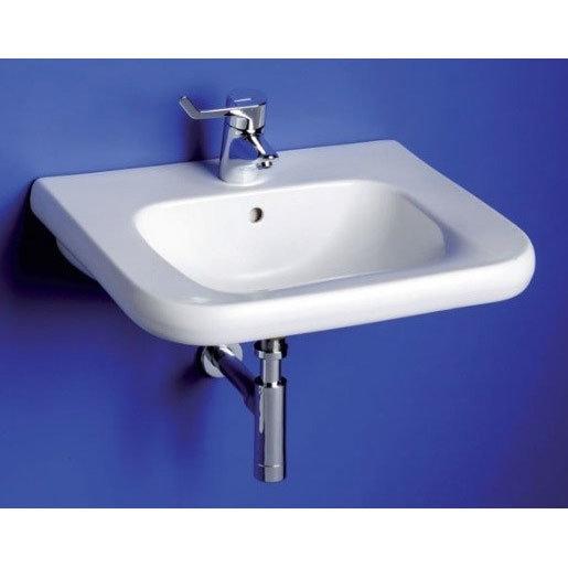 Armitage Shanks - Contour21 60cm Accessible Washbasin - 3 x Tap Hole Options profile large image view 2