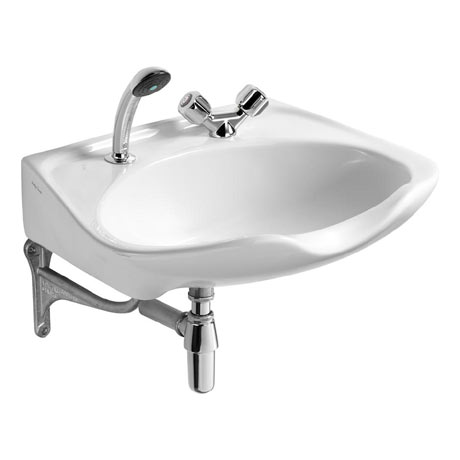Armitage Shanks Salonex 61cm Hairdressers Washbasin - S230001