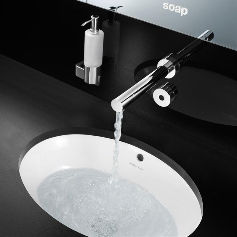 Armitage Shanks - Marlow 56cm Under Countertop Washbasin - S256001 Profile Large Image