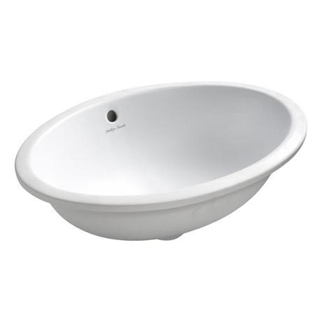 Armitage Shanks - Marlow 56cm Under Countertop Washbasin - S256001