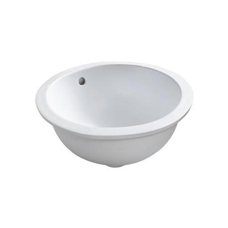 Armitage Shanks - Cherwell 42cm Under Countertop Vanity Basin - Glazed Underside - S257201
