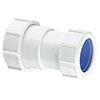 "1¼"" x 32mm Multifit Straight Connector - Multifit x European Pipe Size profile small image view 1"