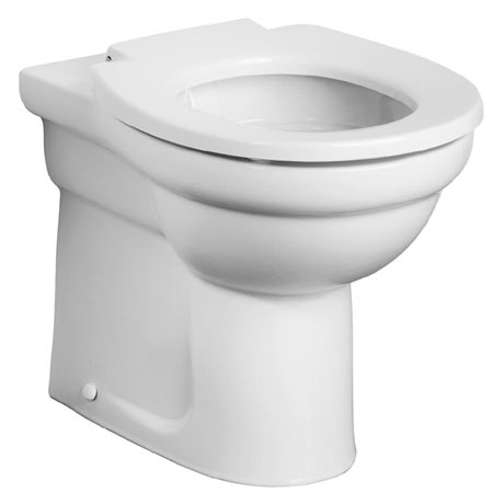 Armitage Shanks Contour 21 Rimless BTW Standard Height WC Pan (excluding Seat) - S305601