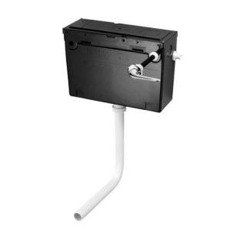 Armitage Shanks - Conceala 2 Low Level Lever Cistern - S361767