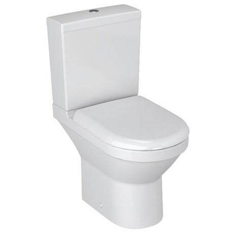 Vitra - S50 Compact Close Coupled Toilet (Open Back)