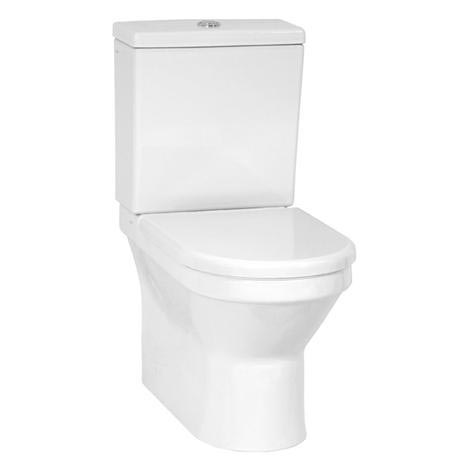 Vitra - S50 Close Coupled Toilet (fully back to wall)